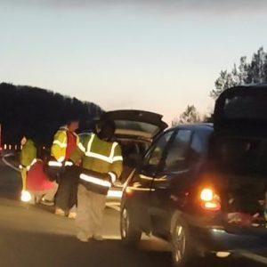 "Авария на магистрала ""Люлин"""