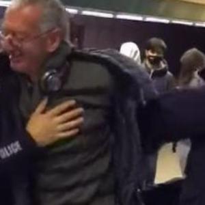 Арестуваха политик без маска в столицата