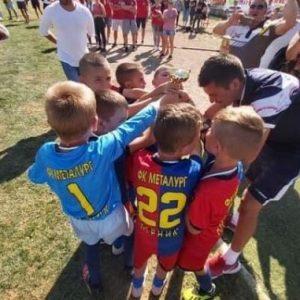 """Децата на ФК """"Меуталург"""" – с първа шампионска титла!"""