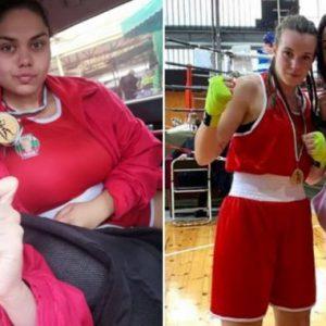 ЖЕЛЕЗНИ! Три перничанки станаха категорични шампионки по бокс, четвърта дебютира с бронз!
