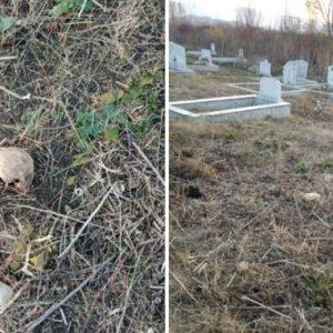 Зловеща находка на пернишките гробища навръх Архангелова задушница