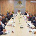 Институциите докладваха на областния управител за готовността за действиe при зимна обстановка