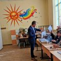 Любомир Бонев: Гласувах за развитието и бъдещето на Перник