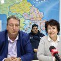 """Местна коалиция """"Български демократичен център"""" подаде ръка на Вяра Церовска за кмет на Перник"""