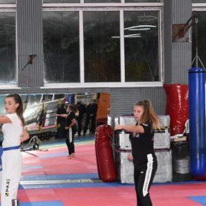 Откриха Седмицата на спорта в Перник с демонстрации по таекуон-до и кикбокс