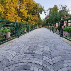 Ретро мостът на Перник е почти готов, почват следващия – СНИМКИ