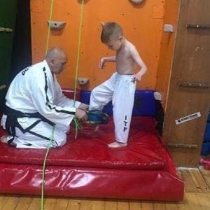 """Седмицата на спорта в Перник: СК""""Калоян Ладимекс"""" отваря врати за всички желаещи да се докоснат до спортовете, които не се преподават в училище"""