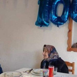 Столетница седна на една маса с кмета на град Радомир, вижте за какво си поговориха