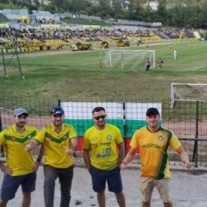 Треньорът на ФК Добруджа благодари на Миньор след мача в Перник