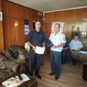Високо отличие за директора на РДПБЗН от министъра на вътрешните работи