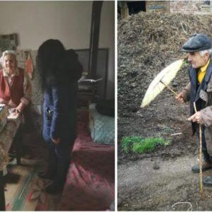 Възрастни хора от пернишко получиха помощ от доброволци