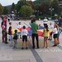 Забавно шоу и щастливи детски усмивки в Ковачевци