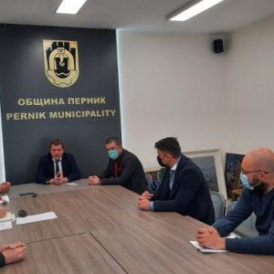 Кметът на Перник: Инвестициите в качеството на въздуха са изключително важни
