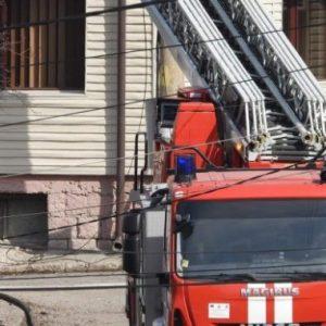 Месарски цех се подпали в Брезник