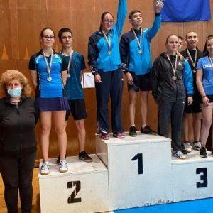 Михаела Стоянова отново се върна с медали в Перник
