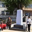 Областният управител откри паметника в прослава на генерал-майор Ваклин Церковски