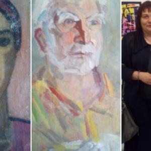 Поклон пред паметта на художникът и учителят от Перник Илия Петров!