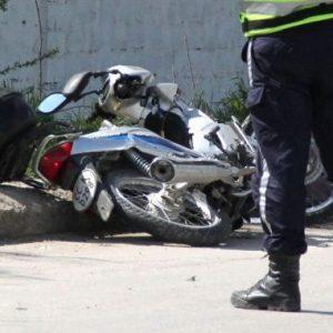 Полицията погва мотористите в Пернишко