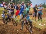 Първо състезание по мотокрос с 65 състедатели от четири страни вдигна адреналина на перничани