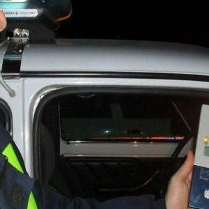 Рекордно пиян шофьор на БМВ спряха в Радомир