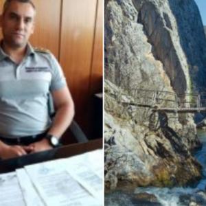 Турист благодари с писмо до пожарникари, че са го свалили от Трънското ждрело