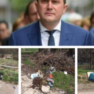 Федята загуби делото за боклука срещу Община Перник и започна да обръща кофите със смет по селата