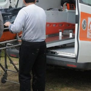 Шофьор потроши охранителя на пункт за технически прегледи в Перник